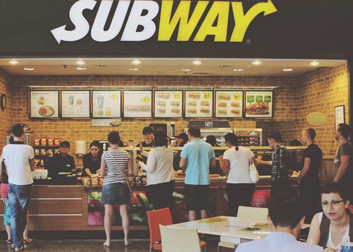 subway очередь