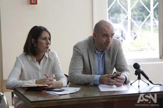Адвокат Саакашвили Дмитрий Салатюк