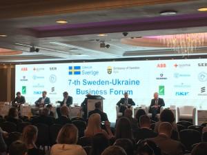 шведсько-український бізнес-форум фото