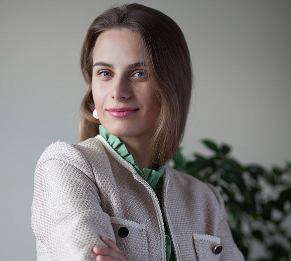 Tsirat Kateryna photo