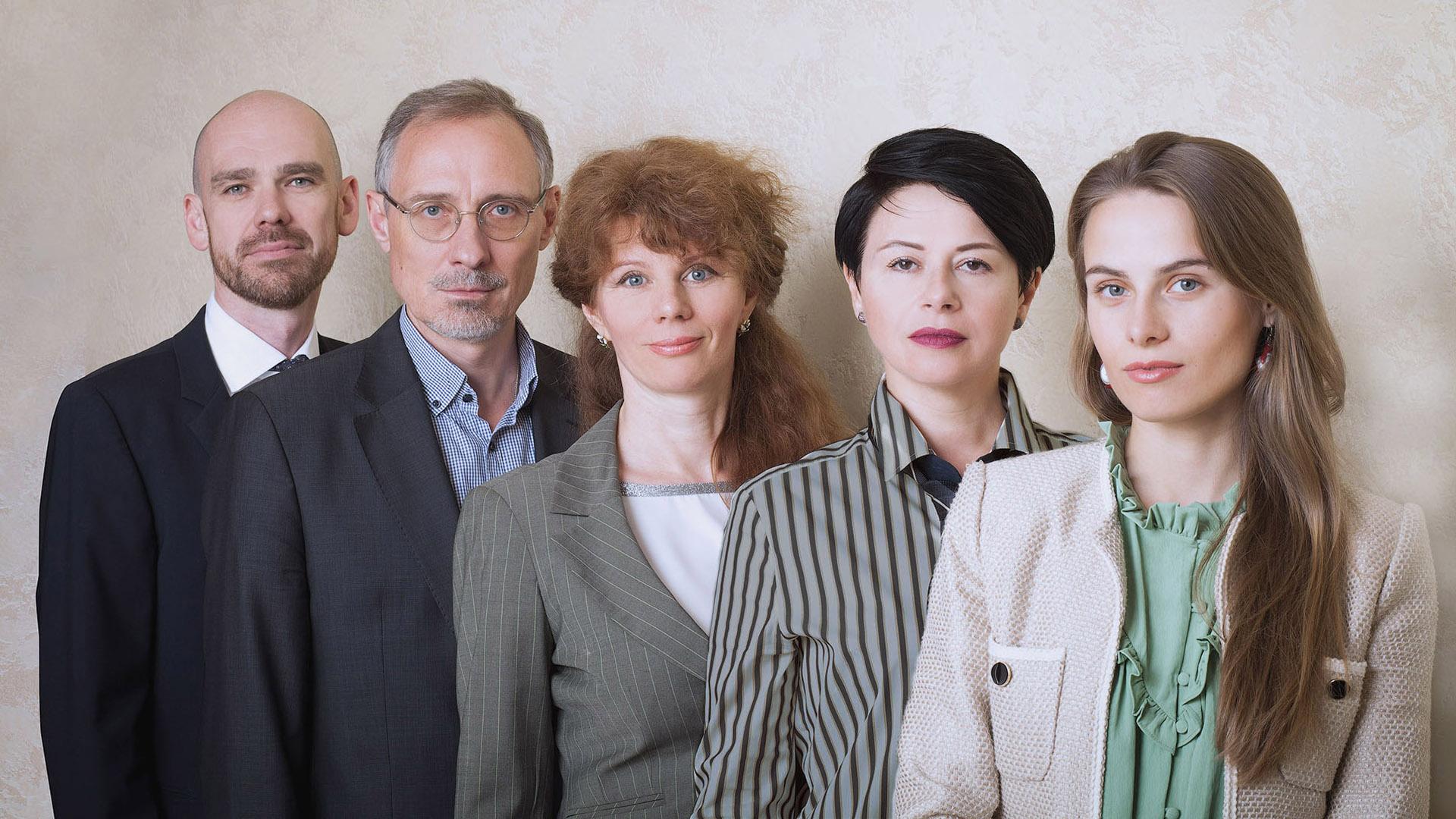 Юристы Юрвнешсервис Команда фото
