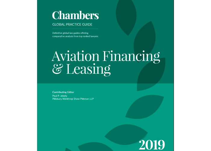 Chambers Aviation Finance & Leasing 2019